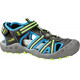 High Colorado Lido Trekkingsandalen Kinder grau-blau